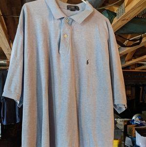 Polo by Ralph Lauren Size 2XLT Short Sleeve Shirt